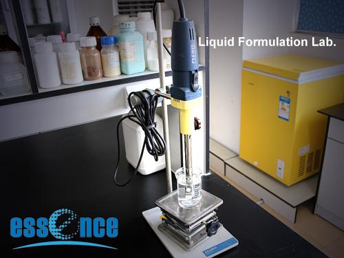 Laboratorio de Formulación Líquida de Essence Group, Fabricante exportador de formulaciones plaguicidas